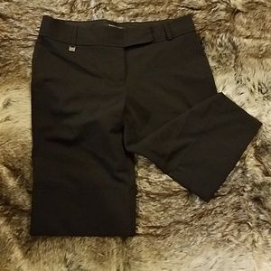 Black BCBG Bermuda Length Shorts